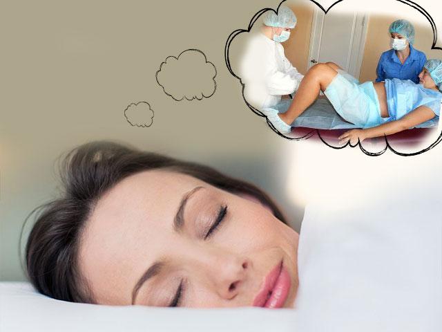 К чему беременным снится новорожденная девочка 40